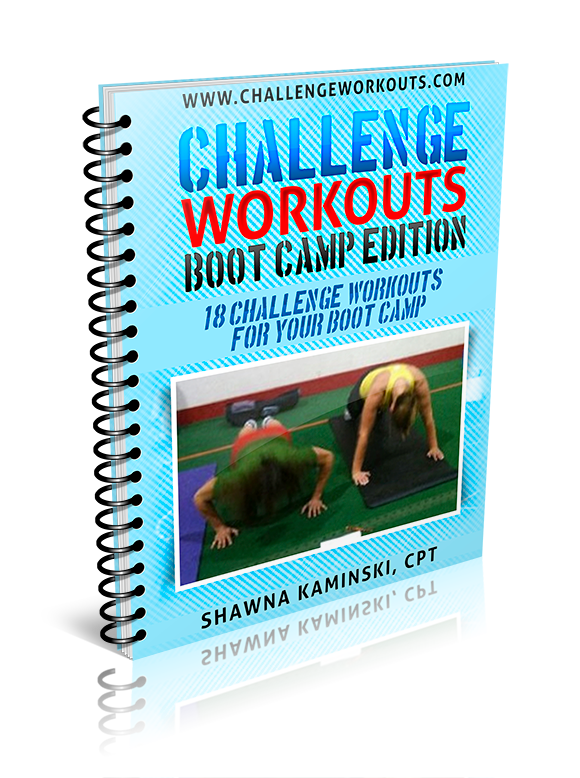 challengeworkouts18 Challenge ALL Your Clients