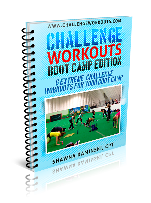 challengeworkouts6 Challenge ALL Your Clients