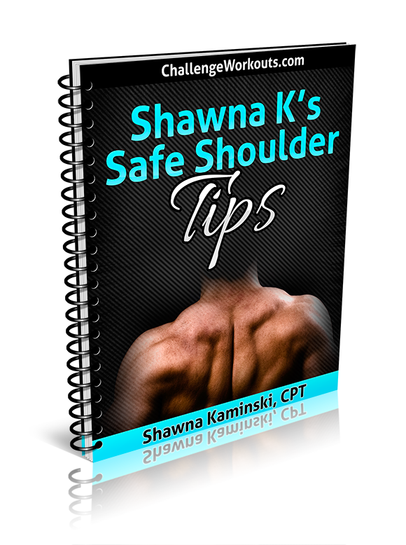 healthy shoulder tips