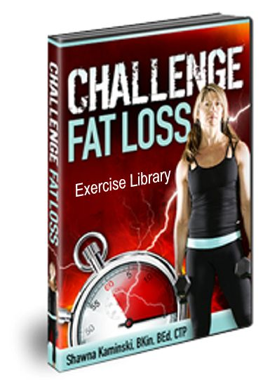exerciselibrary Everyone Wants To Burn More Fat, Right?