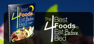4 best foods to eat before bed