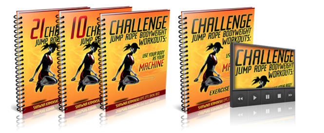 challenge Jump rope grp