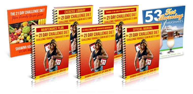 ch diet main product bundle Whats the 21 Day Challenge Diet?