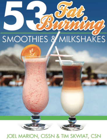 53 Fat Burning Smoothies & Milk Shakes