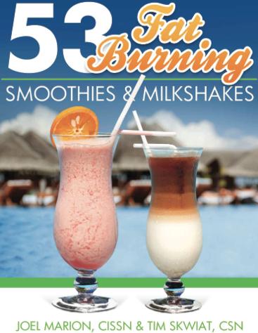53 Fat Burning Smoothies & Milk Shakes