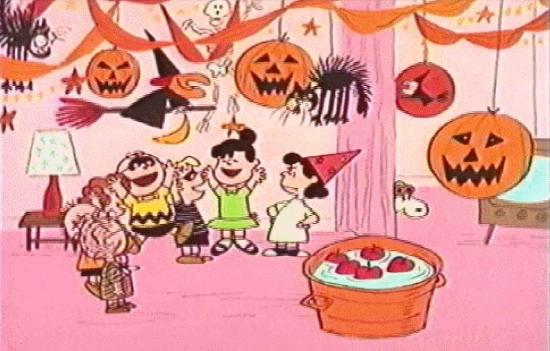 halloween pic peanuts