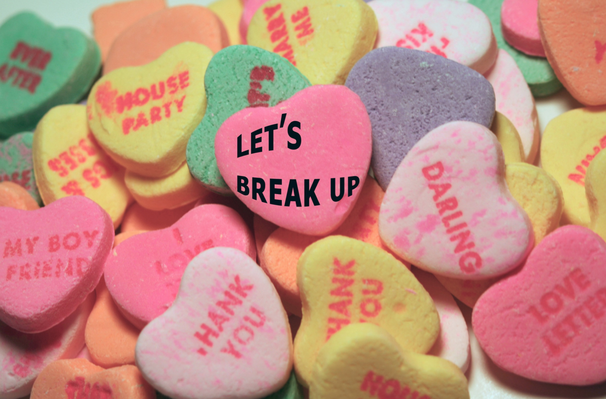 sugar break up