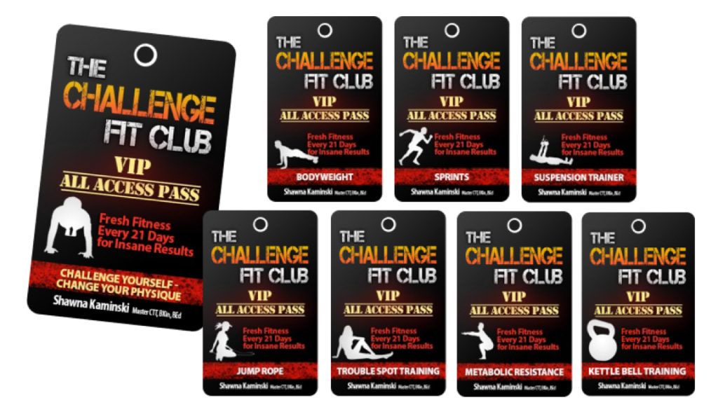 ch fit club grp image