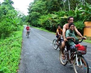 local on bike