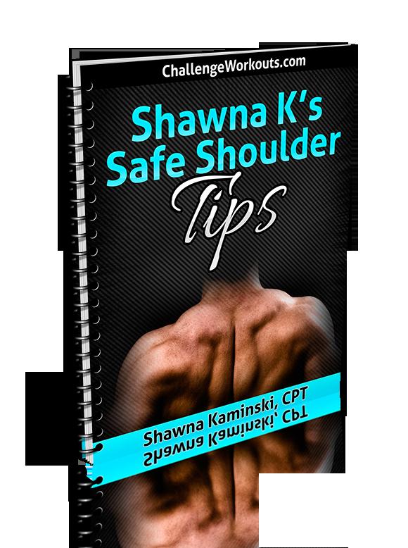 healthy shoulder tips