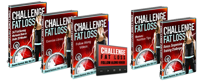 challenge fat loss workouts