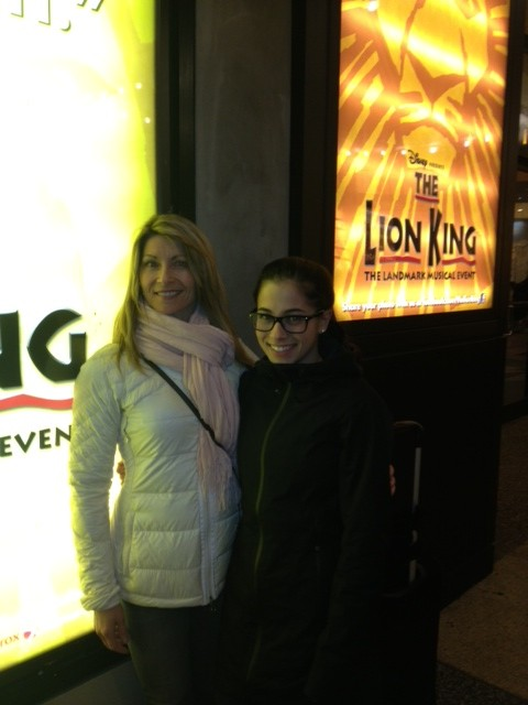 NYC Lion King