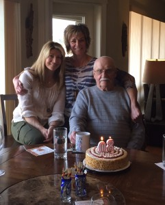 Dad 80th bday