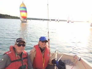 sailing jun 2105